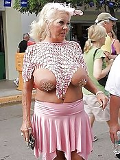 Old German Granny